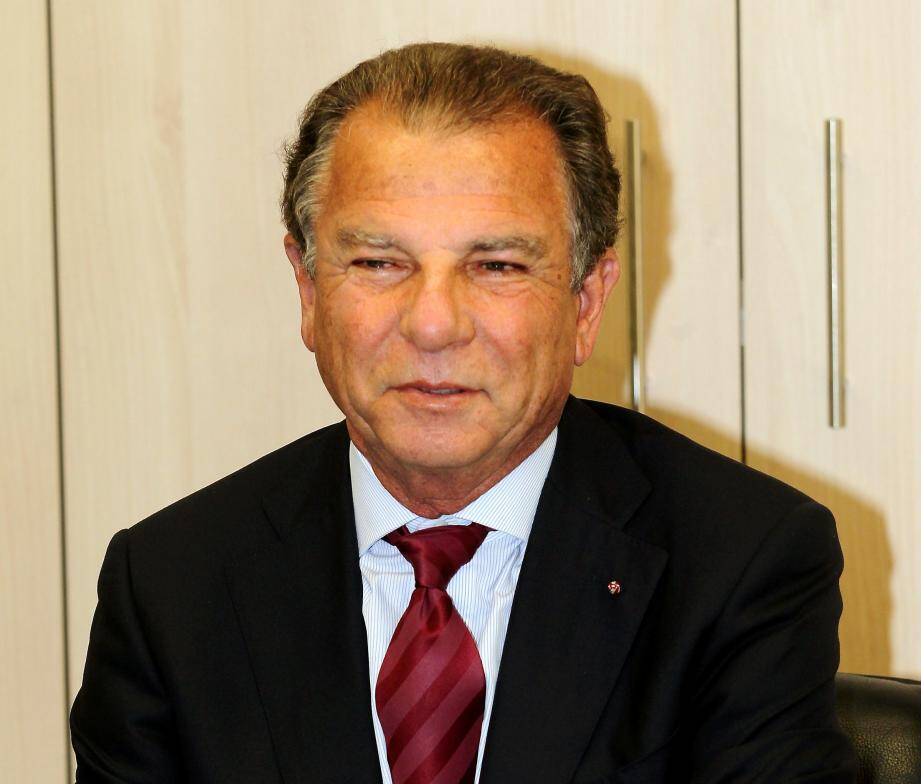 Michel Dotta, président du Monaco Economic  Board.