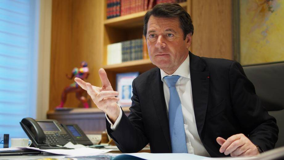 Christian Estrosi.