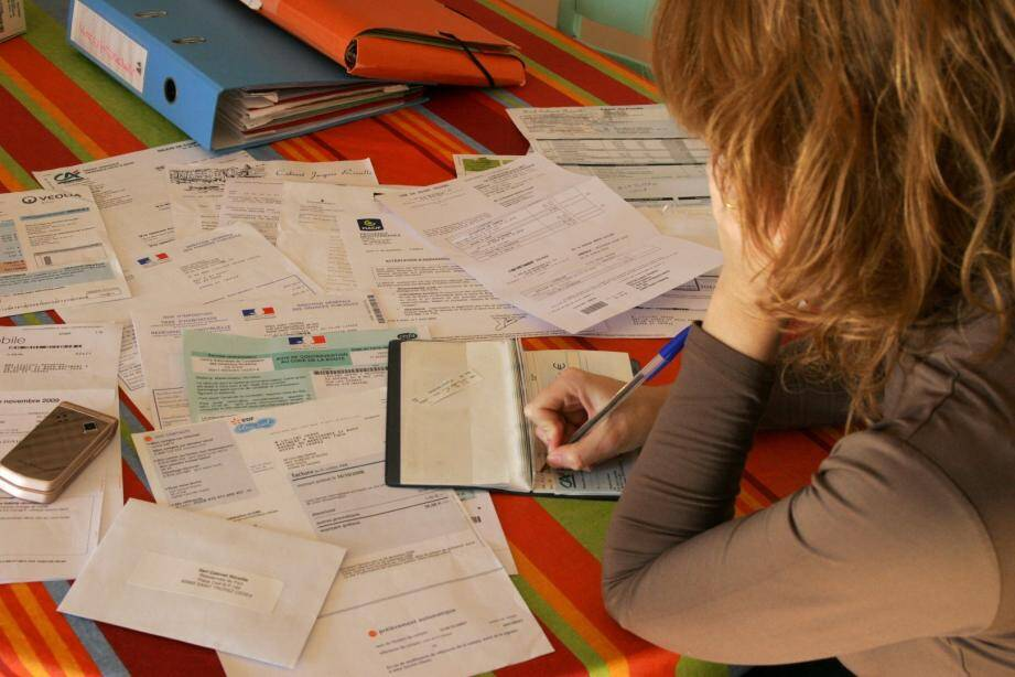 L'endettement moyen par dossier est de 41.922 euros dans le département.