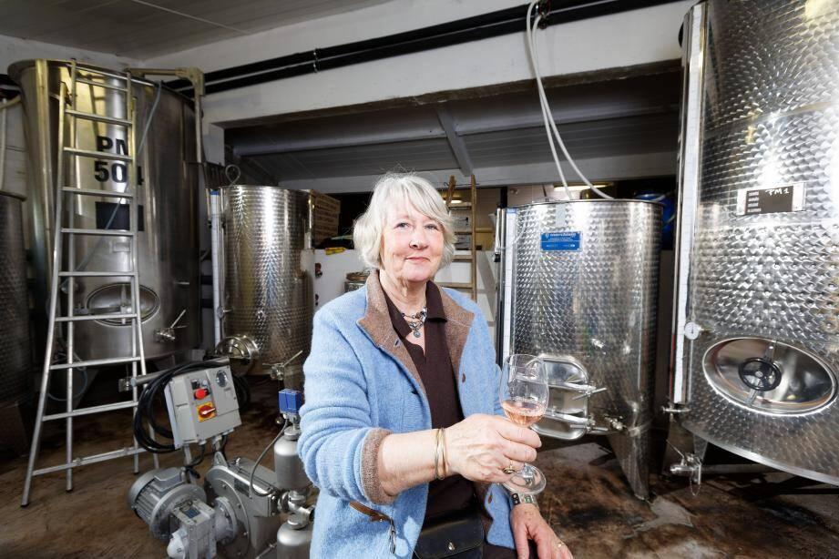 Avant de devenir viticultrice, Pascale Charreton était archéologue.