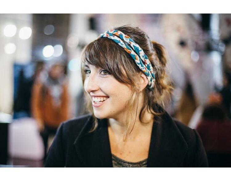 Mélanie June a étudié le théâtre et le chant pendant deux ans au cours Florent.