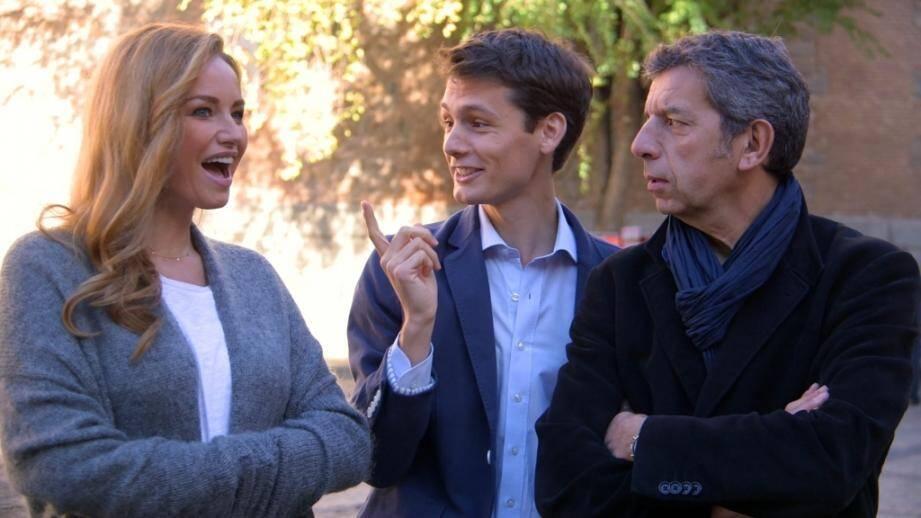 Accompagné d'Adriana Karembeu et de Michel Cymes, Sébastien Martinez, Seynois champion de France de mémorisation, intervient mardi soir dans l'émission consacrée aux « super pouvoirs de notre cerveau », à partir de 20h55 sur France 2.
