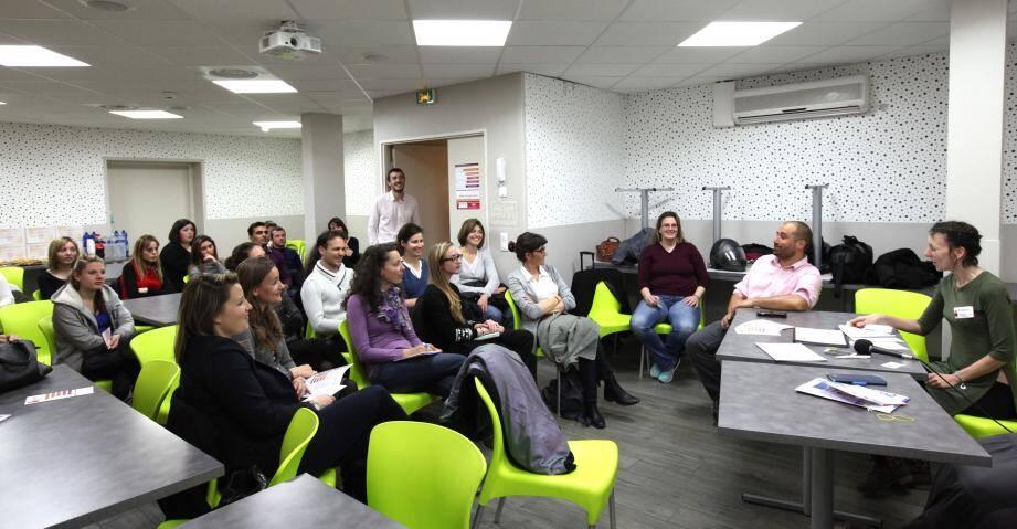 Le centre en cours de création : un espoir pour les patientes et leur entourage.