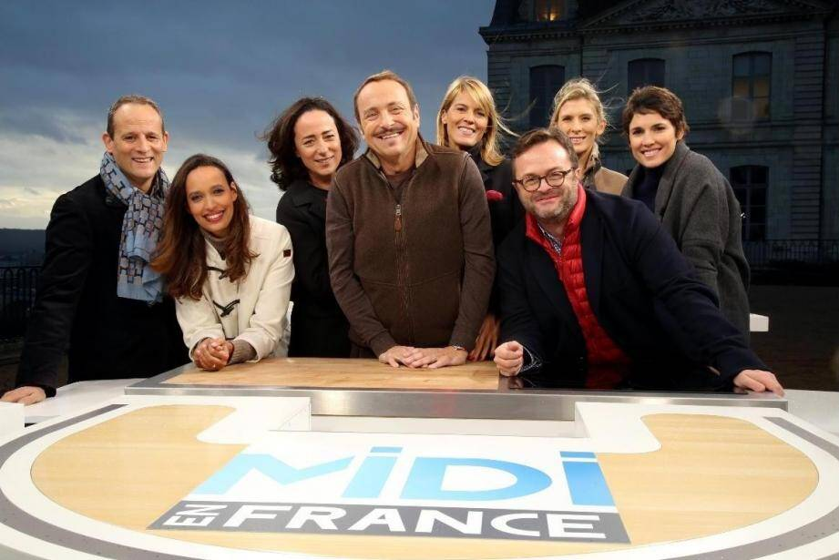 L'équipe de l'émission de France 3 tourne sur le cours Honoré-Cresp dès lundi.(DR)