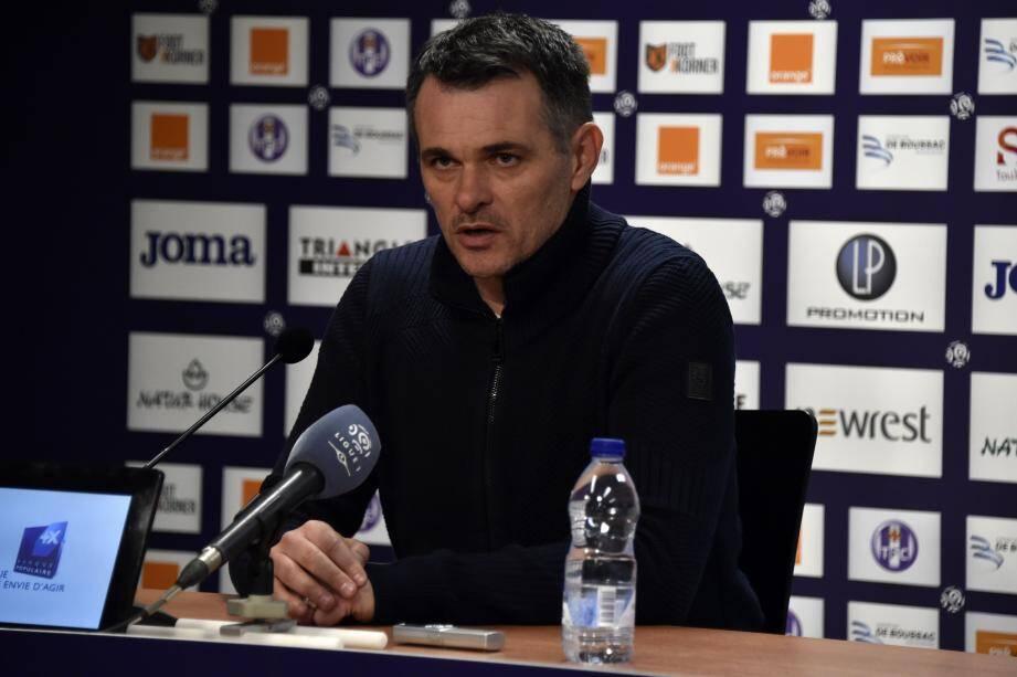 La défaite à Toulouse (4-0) samedi a été celle de trop pour Willy Sagnol.