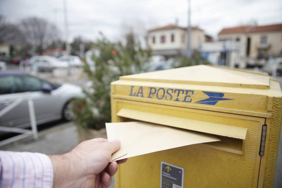Illustration boîte aux lettres.