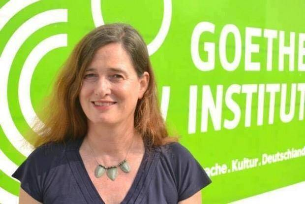 Henrike Grohs dirigeait depuis deux ans le Goethe Institut d'Abidjan.