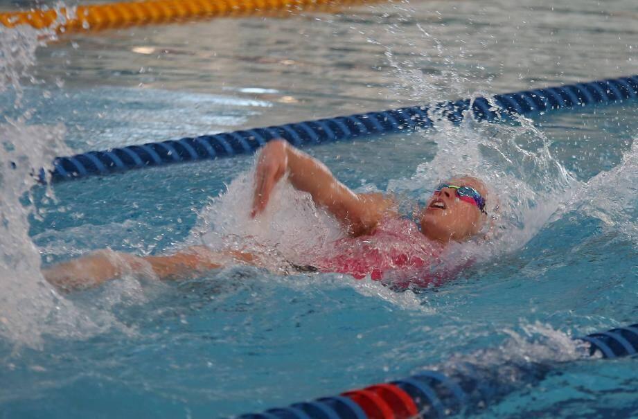 Les Varois ont bien entamé ces championnats de France de N2 qui, pour le grand Sud, regroupent 500 nageurs.