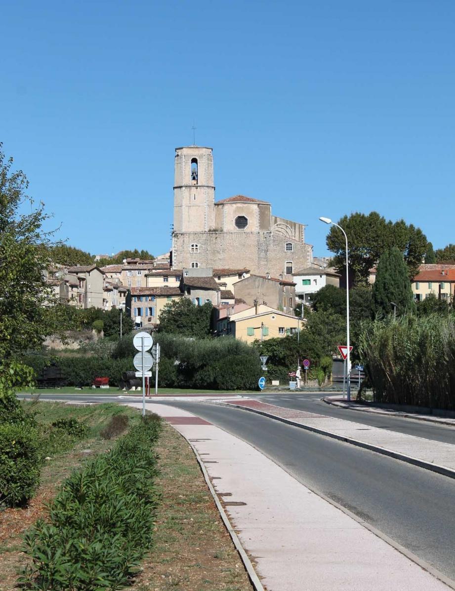 La poursuite de la réhabilitation de la collégiale Saint-Martin sera un des gros investissements programmés pour 2016.