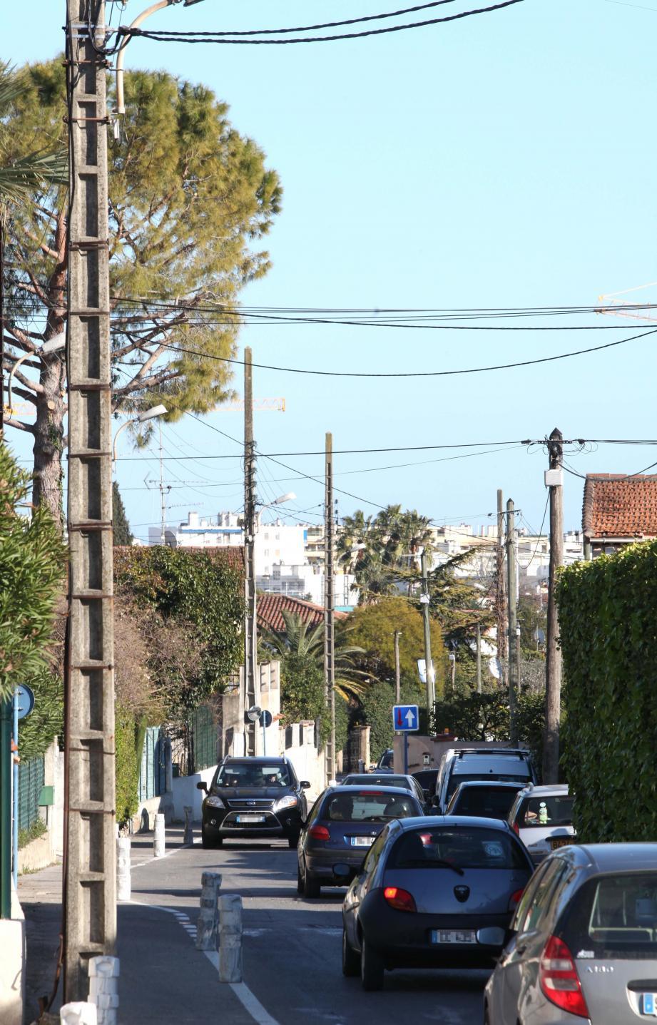 Moins de 50 % des riverains y sont favorables selon un sondage mené dans le quartier.