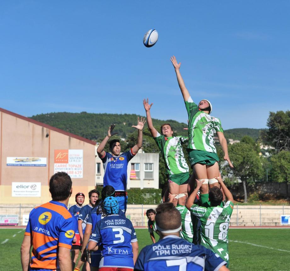Les cadets et juniors du RCD ont crevé une nouvelle fois l'écran samedi à Nice, à l'occasion de leurs finales territoriales.