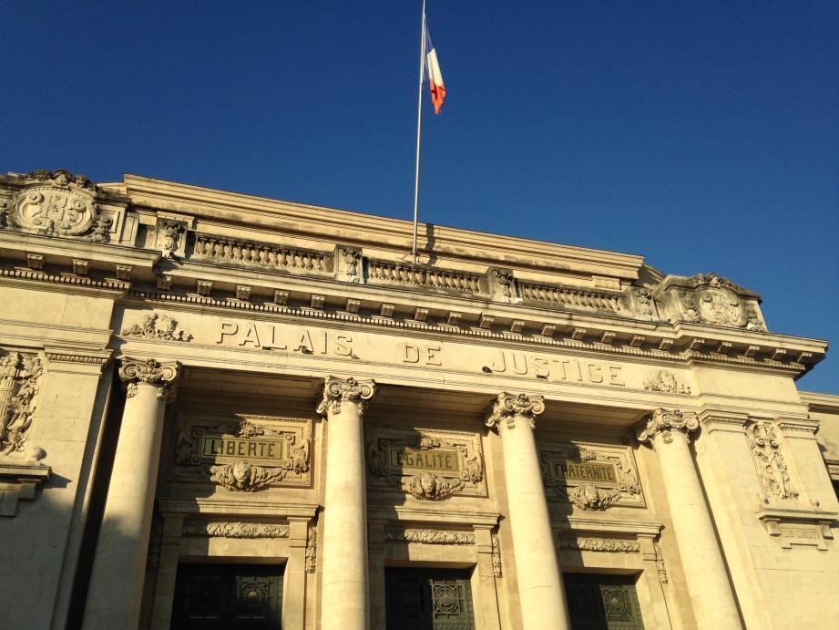 Le Marseillais âgé de 25 ans a été jugé hier devant le tribunal correctionnel de Toulon