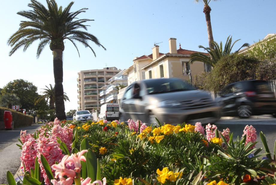 Les conducteurs devront désormais être plus vigilants aux abords du boulevard du général-de-Gaulle.
