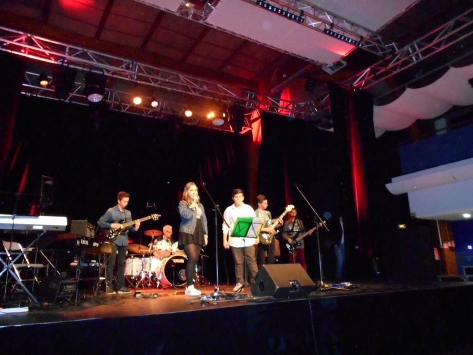 Les élèves du conservatoire Rostropovitch-Landowski ont offert au public deux soirées exceptionnelles dans les locaux du centre Maurin-des-Maures.