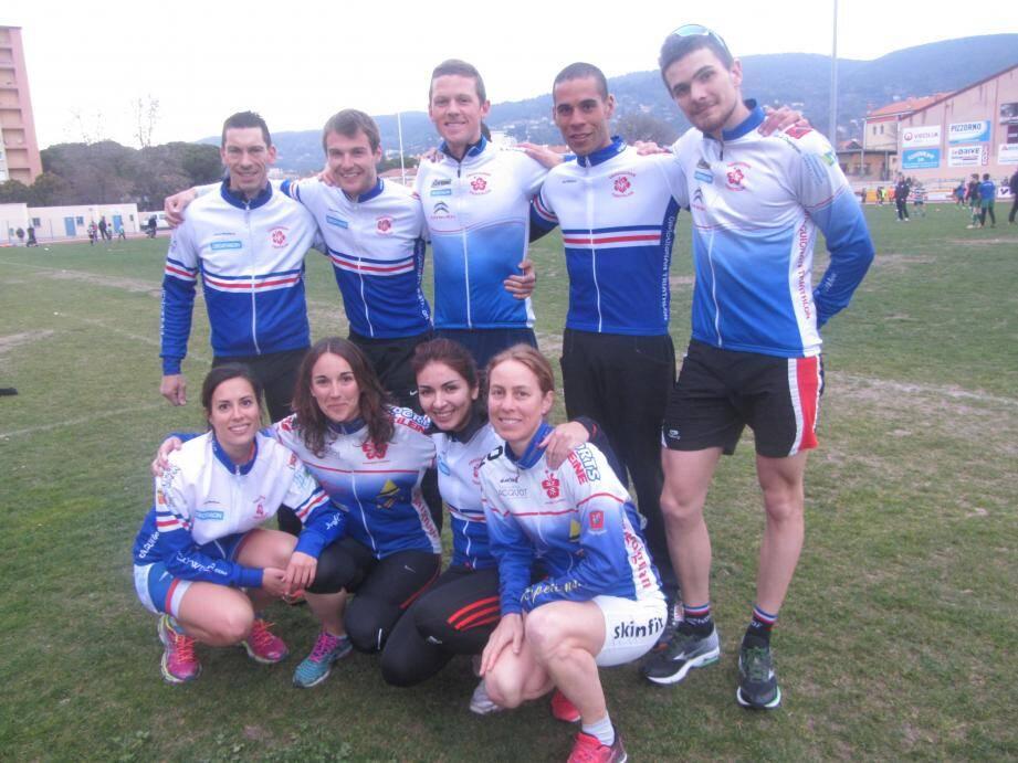 Les représentants de Draguignan Triathlon ont connu des fortunes diverses à Carcassonne lors de la demi-finale des France du Duathlon.