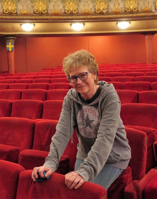 Claire Servais : « C'est une œuvre magique. Une valeur sûre en elle-même qui fusionne musique et théâtre. »