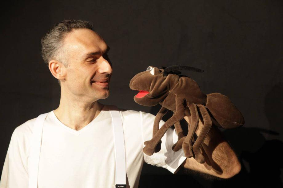 Jean-Michel Rucheton présente son seul en scène à partir de ce soir au théâtre Le Tribunal.