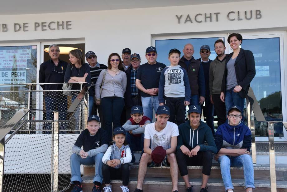 L'école de pêche fêtera ses trente ans cette année avec un beau local plus visible et plus accueillant, une augmentation des adhérents et un développement des activités de pêche.