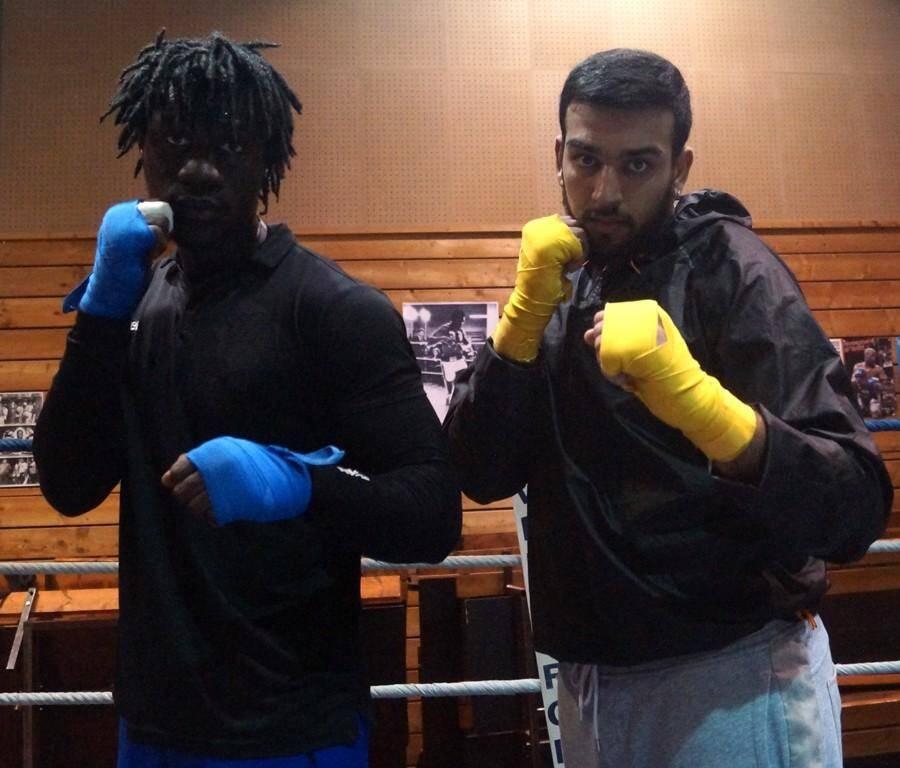 Mendes-Tani et Gabteni auront des adversaires à la hauteur de leurs talents.