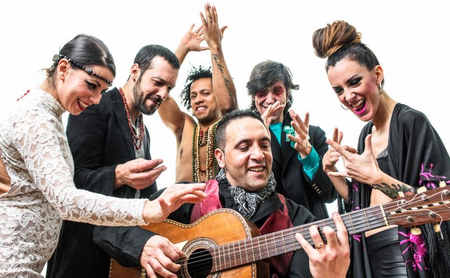 Lenacay : une certaine conception moderne du flamenco à Anthéa, ce soir et demain.