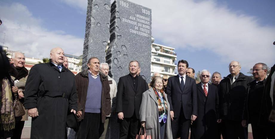 Christian Estrosi affiche avec fermeté son intention de ne pas participer aux commémorations du cessez-le-feu du 19 mars 1962, survenu au lendemain des accords d'Évian.