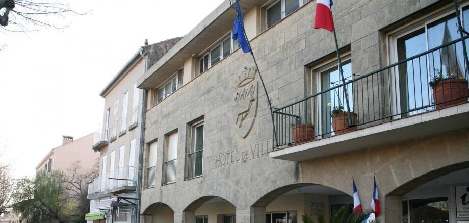 Mairie de Carqueiranne, illustration.