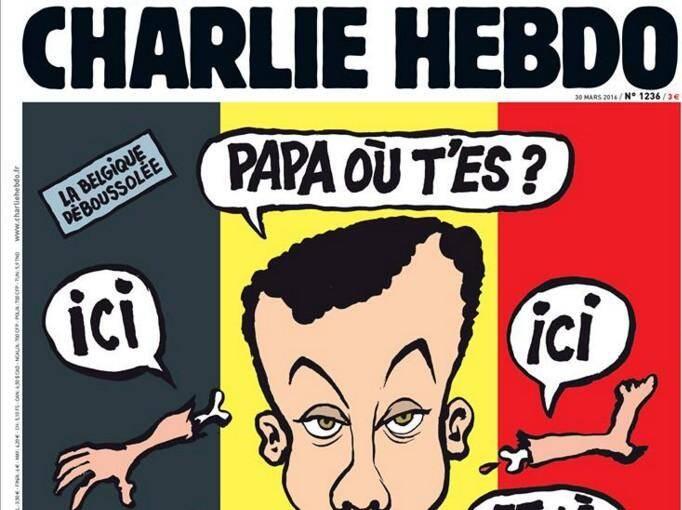 La Une de Charlie Hebdo a fait réagir le député LR Philippe Vitel.
