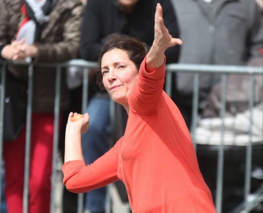 Même l'actrice Valérie Kersenti de Scènes de ménage a participé au concours