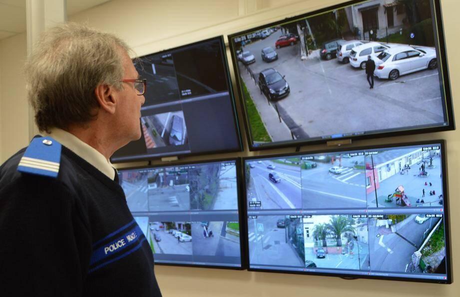 Le système d'alerte de crues est complété par l'utilisation des caméras de vidéo protection.