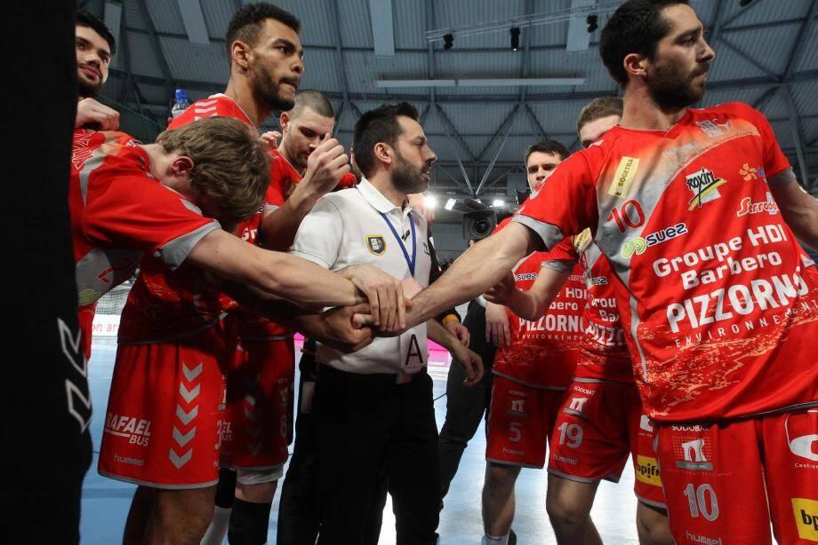 Saint-Raphaël affrontera Chambery en quarts de finale de la coupe EHF.