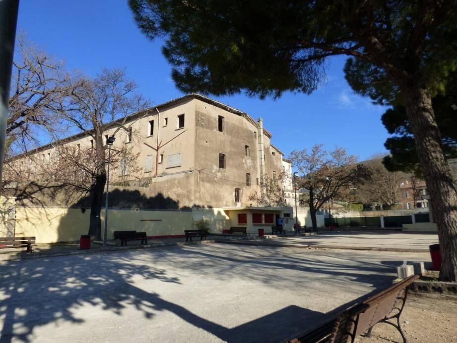 Le vieil hôpital a été racheté par un groupe immobilier spécialisé dans la restauration des édifices classés.