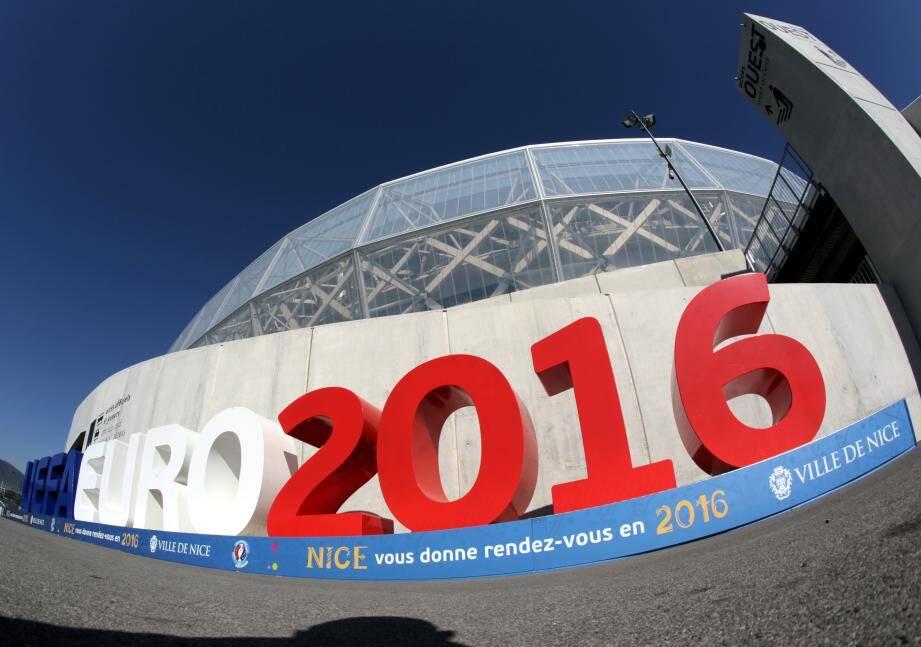 L'Euro se déroulera à l'Allianz Riviera de Nice.