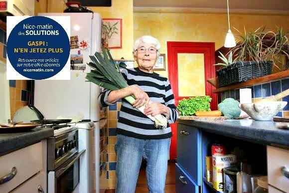 Jeannine Broch a horreur de gaspiller, elle partage ses recettes pour accomoder les restes.