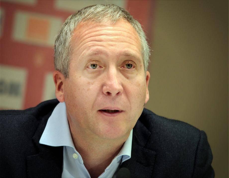 Vadim Vasilyev, vice président de l'AS Monaco.