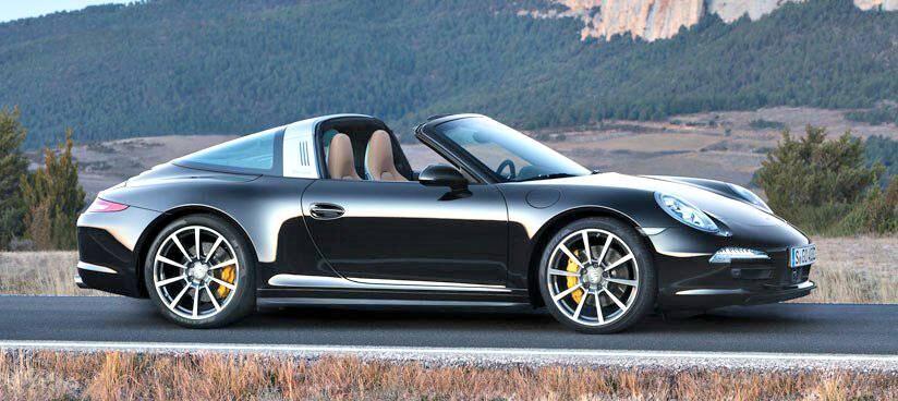 Une Porsche Targa (image d'illustration)