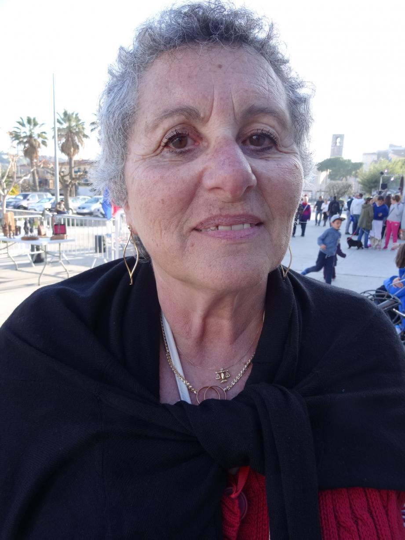 Christiane Ivaldi, présidente du Club du Soleil.