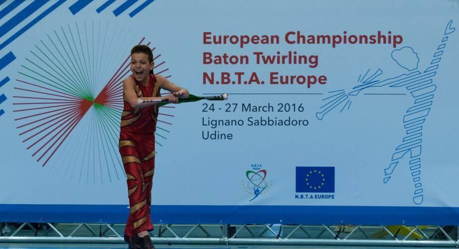 Matthéo Soto n'était pas au top de sa forme en début d'année mais espère empocher un titre européen, l'an prochain, en Croatie, peut-être en danse solo.