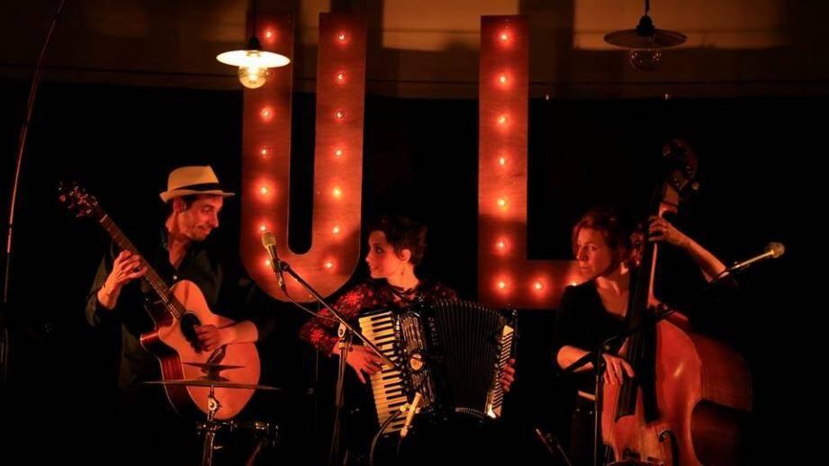 Un voyage musical prometteur avec Joulik ! Photo Ma. C.)