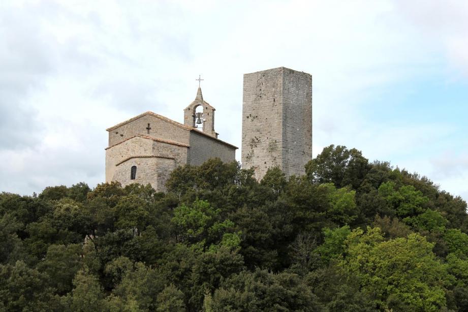 La tour de guet fait partie des hauts lieux du passé pour lesquels il va falloir investir beaucoup d'argent pour leur préservation.