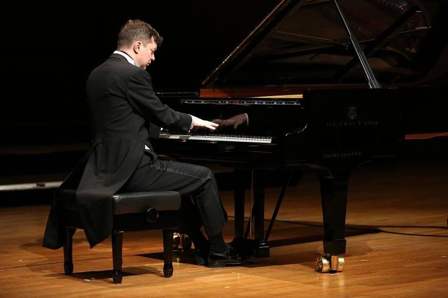 Le pianiste Till Fellner.