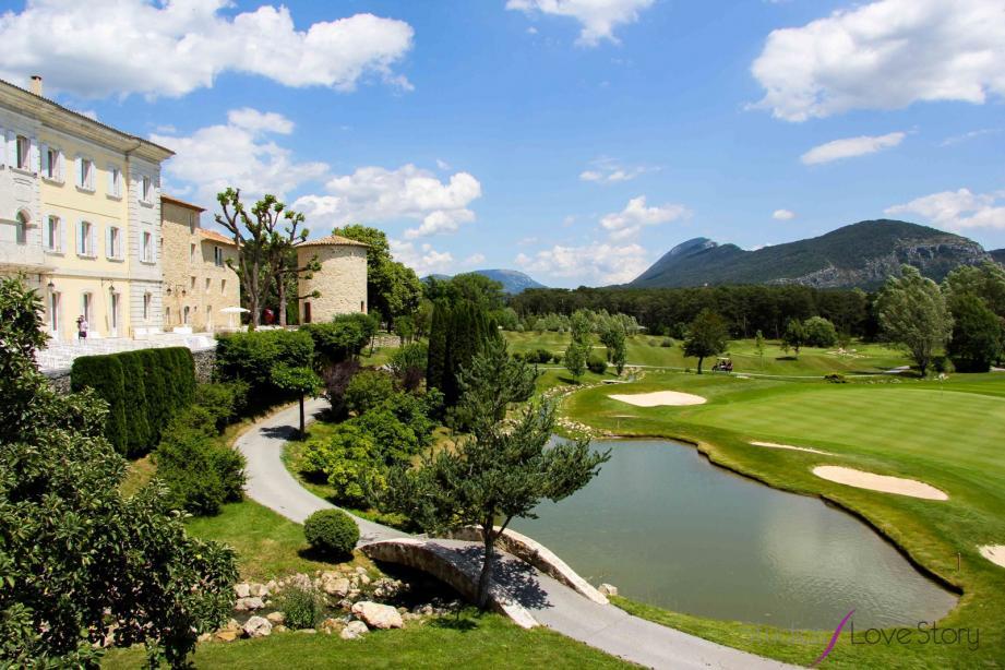 C'est à Taulane qu'aura lieu dimanche la première étape de la Golf Cup Nice-Matin.