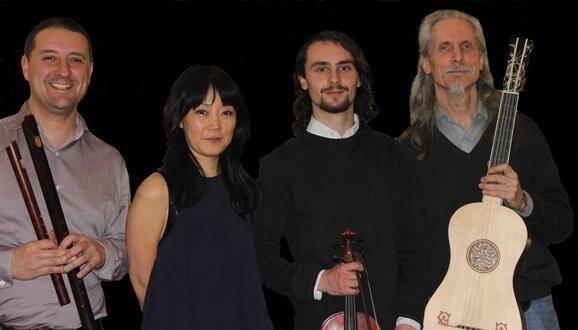 Le quatuor Flores Vallis proposera la richesse de l'instrumentation ancienne.