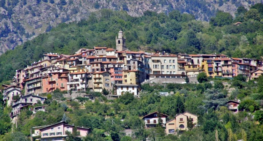 Le village de Belvédère.