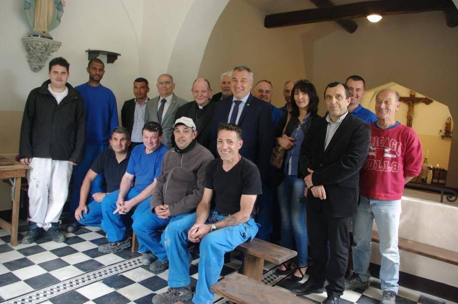 Une équipe municipale envers laquelle le maire est très reconnaissant.