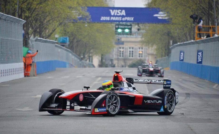 Branchement réussi à Paris pour la Formula e.