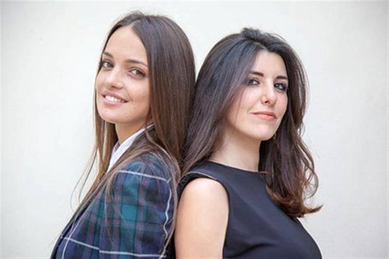 Marine Vincent et Elsa Pia Fargue, deux Cannoises installées à Paris, ont créé une application de rencontres en vidéo. Pratique pour éviter les déceptions!
