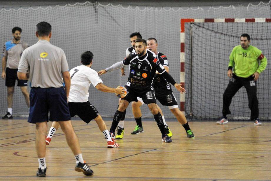 Les handballeurs dracénois s'apprêtent à relever le challenge samedi à l'occasion de la réception d'Istres candidat à la montée en Nationale 2.