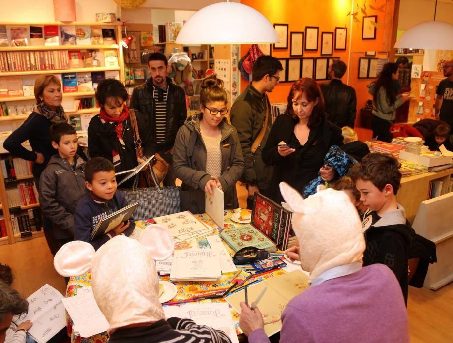 Après ses difficultés, la librairie prépare son 8e anniversaire, le 18 juin.