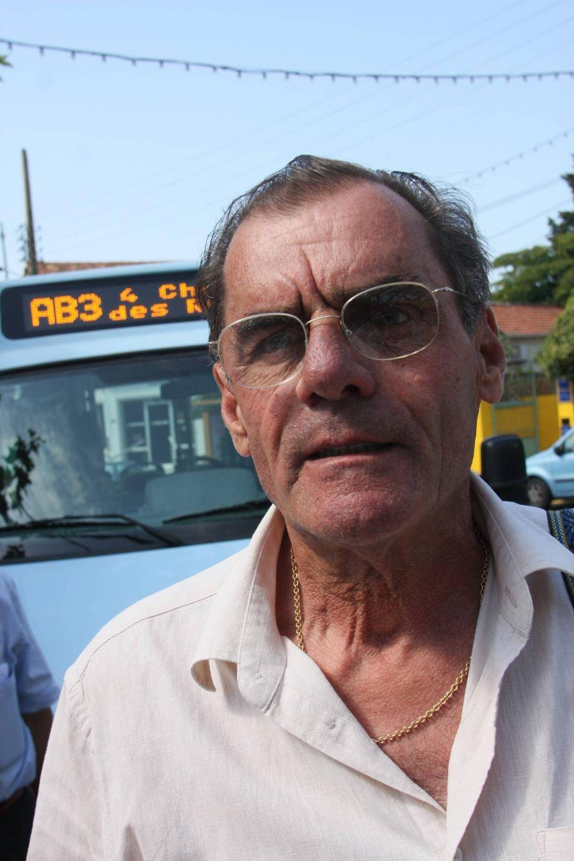 Guy Rapale, président du Cil Notre-Dame des Routes et figure emblématique du quartier des Quatre-Chemins-des-Routes.