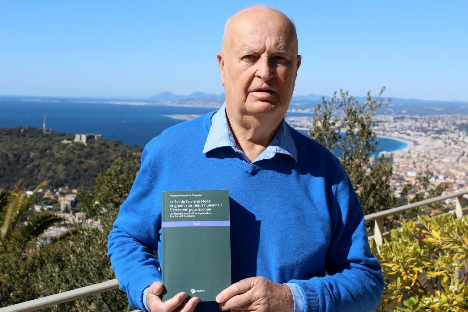 Dans son douzième ouvrage, Philippe Boby de la Chapelle livre ses réflexions sur le monde actuel.